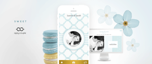 Appy Couple: The Best Way to Create Your Stylish and Social Wedding Website and App