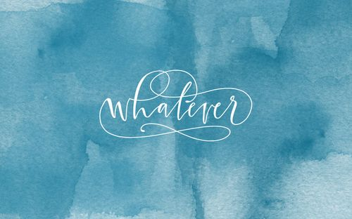 Whatever Wallpaper 1440x900