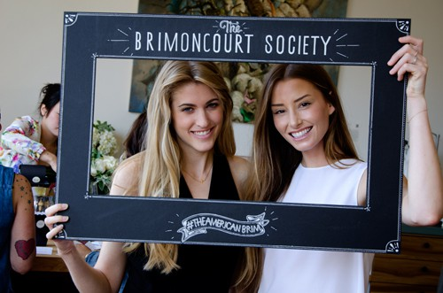 Partnered Post: The Launch of the First American Champagne Society - The Brimoncourt Society