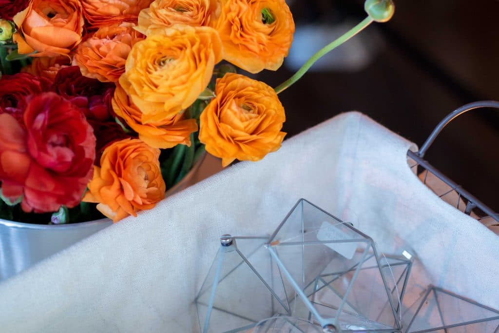 Affordable Orange Flowers for Your Wedding