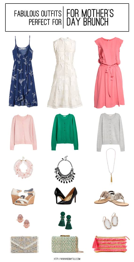 Fabulous Outfits Perfect for Mother's Day Brunch #MothersDay #fasion #sahm #momoutfit