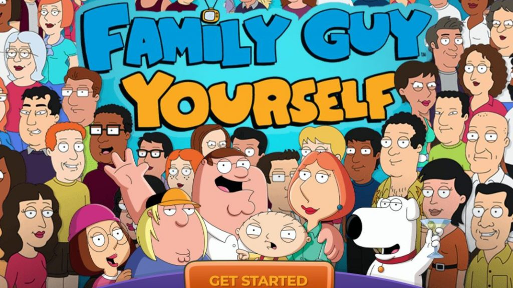 Image result for Family Guy Yourself