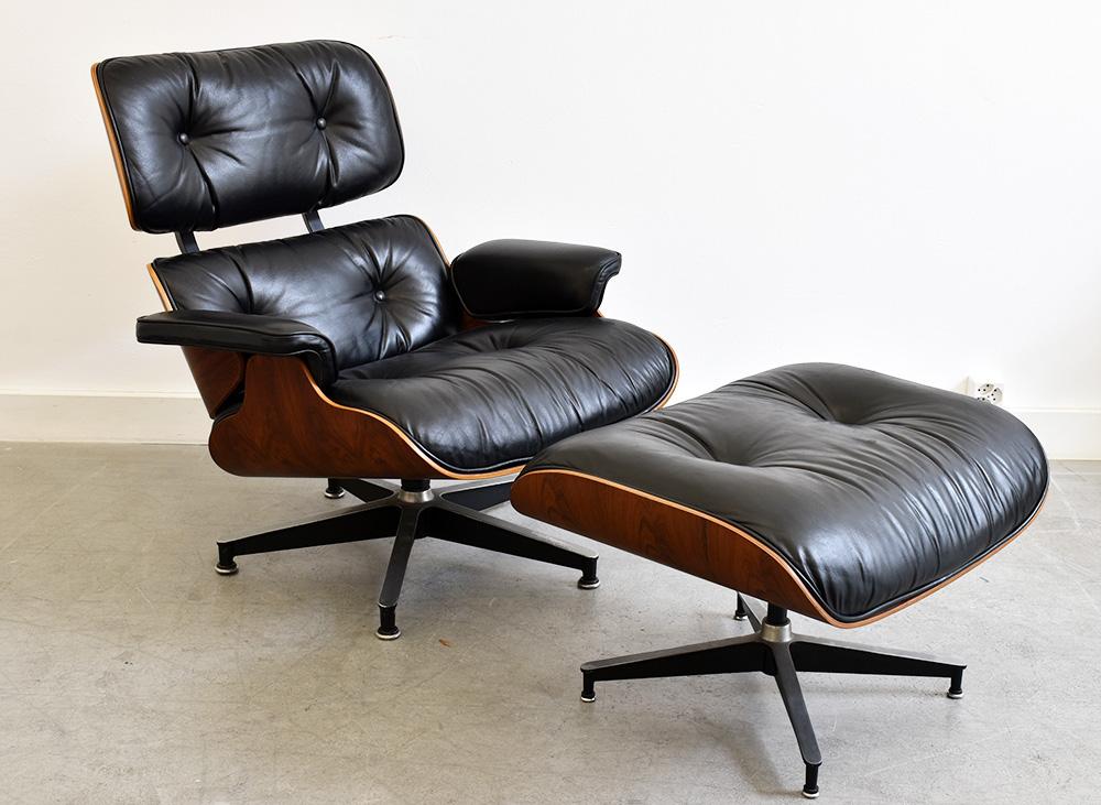 Lounge Chair Amp Ottoman Eames Herman Miller Lausanne
