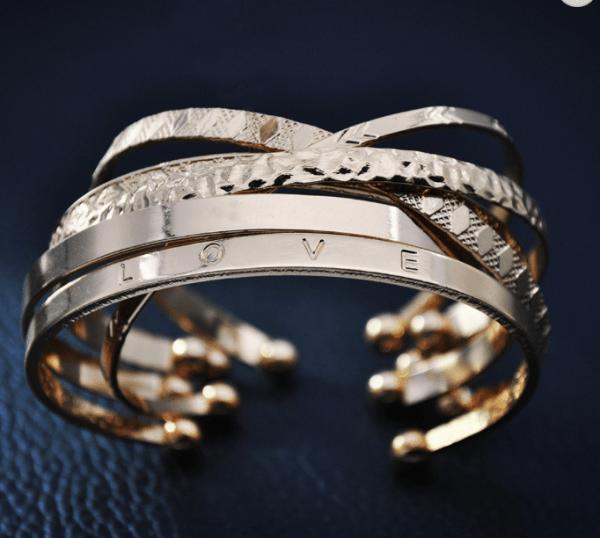 LOVE bracelet collection