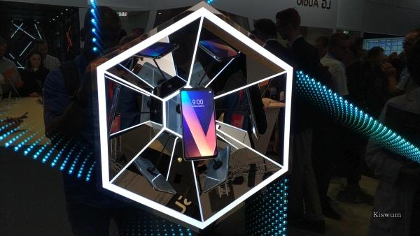 IFA 2017 - Veel hardware en LG producten