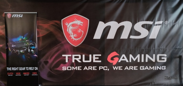 MSI Gaming day