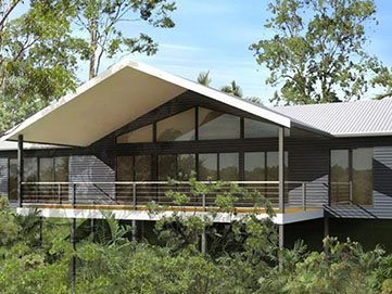 Qld Style Kit Homes House Design Plans