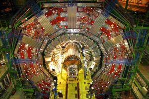Die Daten der großen Detektoren wie dem CMS am CERN in Genf ermöglichen es, den Aufbau der Materie im Detail zu untersuchen. (Bild: KIT/ Markus Breig)