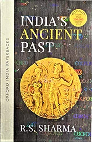 OXford India Ancient Past:R.S Sharma