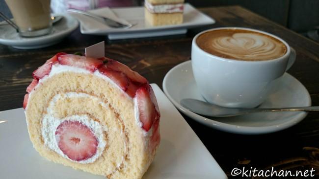 Patisserie T's café 玉屋