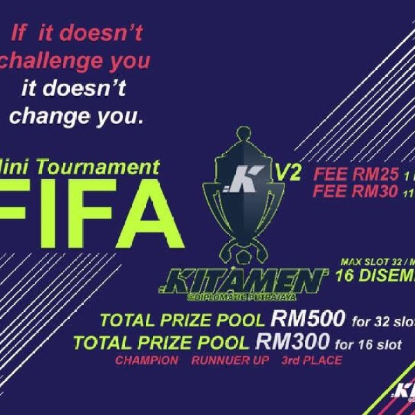 Diplomatic FIFA 18 Tournament