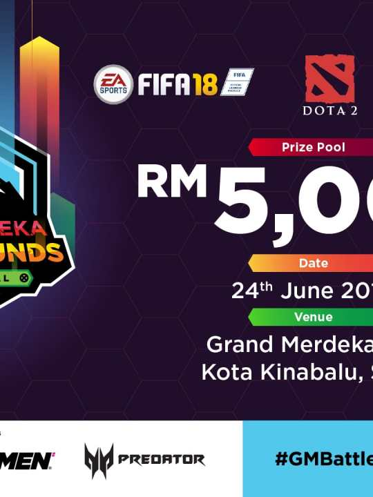 Grand Merdeka Battlegrounds, Kota Kinabalu Esports