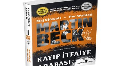 "Photo of ""MARTIN BECK"" SERİSİNİN BEŞİNCİ KİTABI ""KAYIP İTFAİYE ARABASI"""