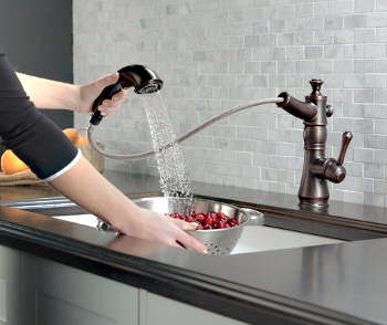 Best Kitchen Sink Faucets | Best Kitchen Faucet For Hard Water Stains And Buildup Solution