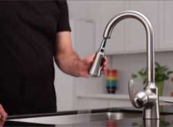 best pull down kitchen faucet reviews