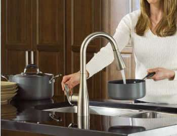 best single lever kitchen faucet review banner