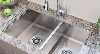 Gentil Under Mount Kitchen Sinks