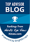 Top Financial Advisor Blogs And Bloggers – Rankings From Nerd's Eye View | Kitces.com