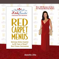 Red Carpet Menus