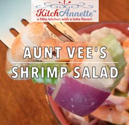 KitchAnnette Shrimp Salad Feature