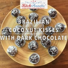 KitchAnnette Coconut Kisses Feature