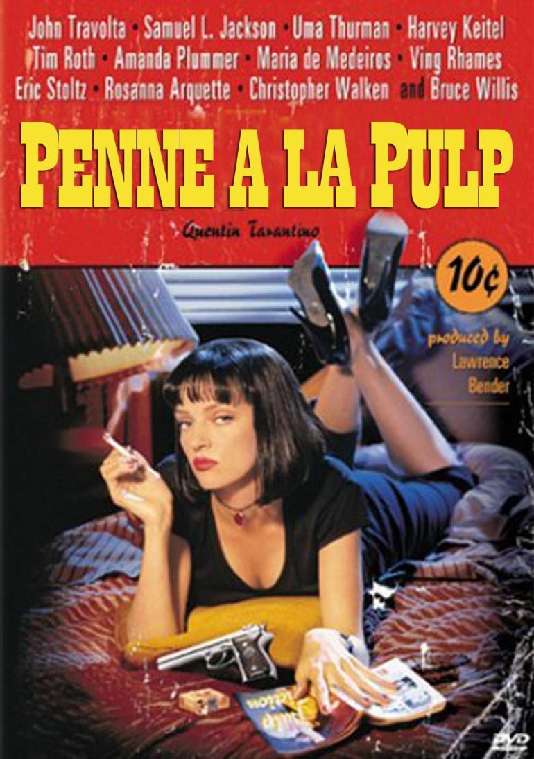 KitchAnnette Filetto Penne A La Pulp