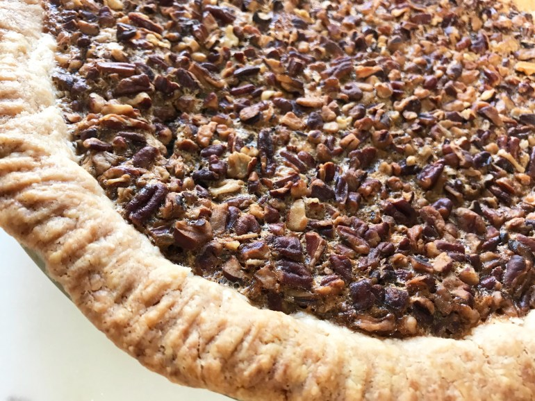 KitchAnnette Pecan Pie Whole