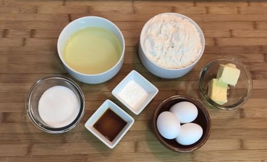 KitchAnnette Struffoli Ingredients 1