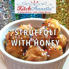 KitchAnnette Struffoli Feature