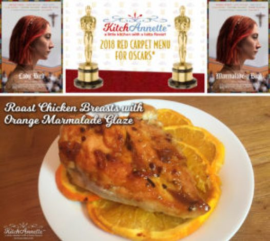 KitchAnnette Marmalade-y Bird Dish Poster
