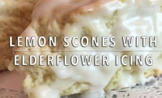 KitchAnnette Lemon Scones FEATURE