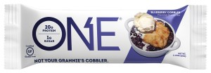 KitchAnnette One Bars Blueberry Cobbler