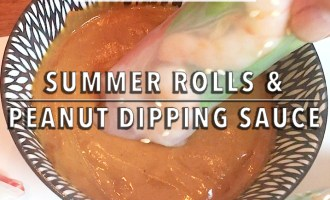KitchAnnette Summer Rolls FEATURE
