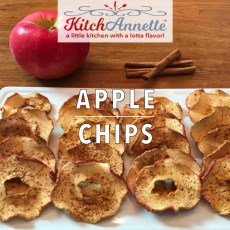 KitchAnnette Apple Chips FEATURE