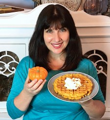 KitchAnnette Pumpkin Waffles AZ