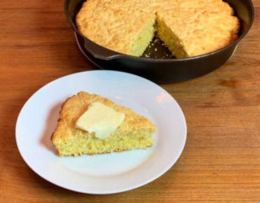 KitchAnnette Cornbread Slice Pat