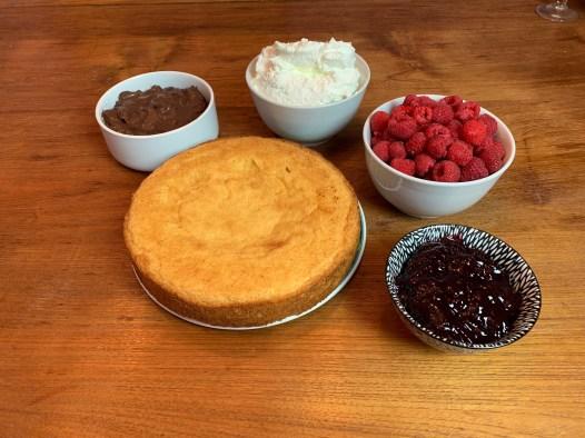 KitchAnnette Rasp Trifle Ingr