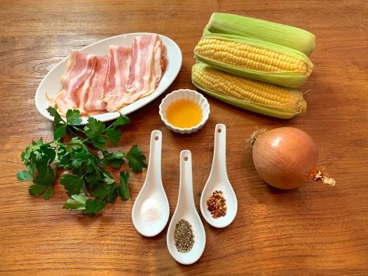KitchAnnette Bourbon Corn Ingr