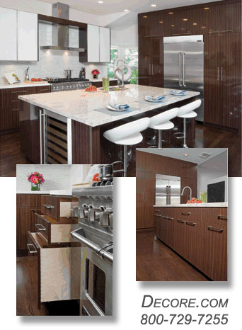 Kitchen Cabinets   High Gloss Maria Rose