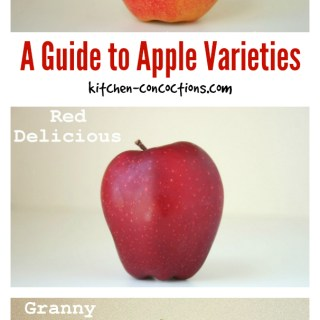 A Guide to Apple Varieties