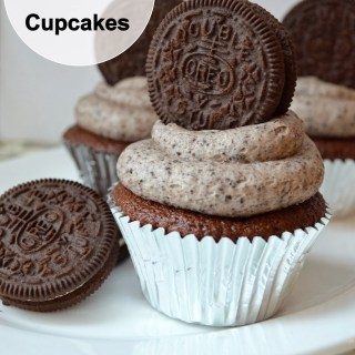 Oreo Cheesecake Cupcakes and Lick the Bowl Good: Classic Home-Style Desserts with a Twist Cookbook Review