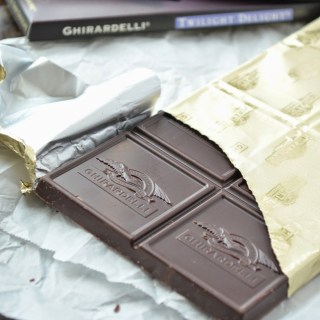 Perfect Chocolate Pairings (Plus a Ghirardelli Chocolate Giveaway!) {CLOSED}