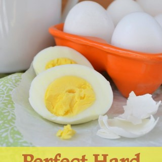 Cooking Basics: Perfect Hard Boiled Eggs (Plus Hard Boiled Egg Recipe Round-Up!)