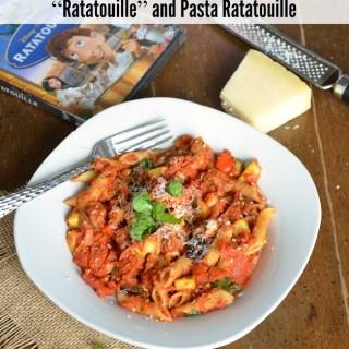 """Dinner n' a Movie: """"Ratatouille"""" and Pasta Ratatouille"""
