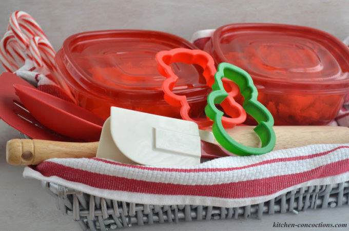 DIY Holiday Cookie Decorating Kit