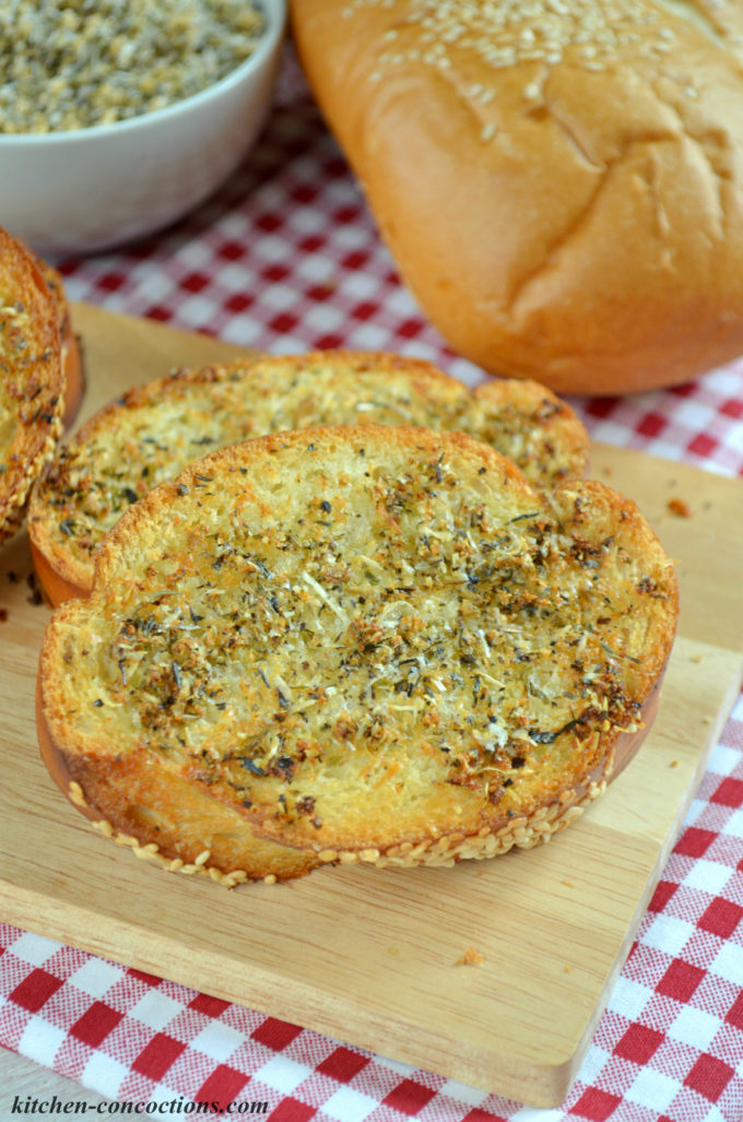 garlic bread seasoning 6.1