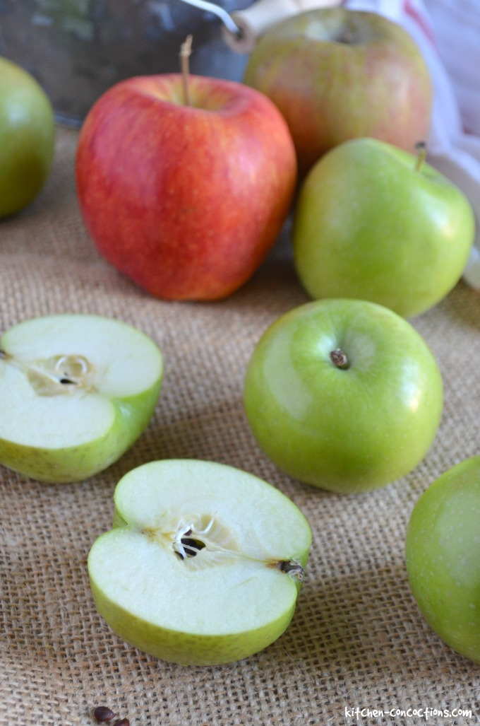 Apple Recipes and Crafts