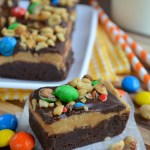 Ultimate Peanut Butter Brownies