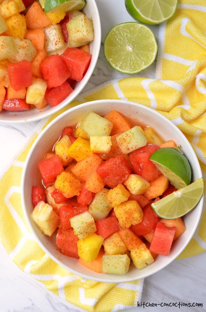 Mexican Fruit Salad