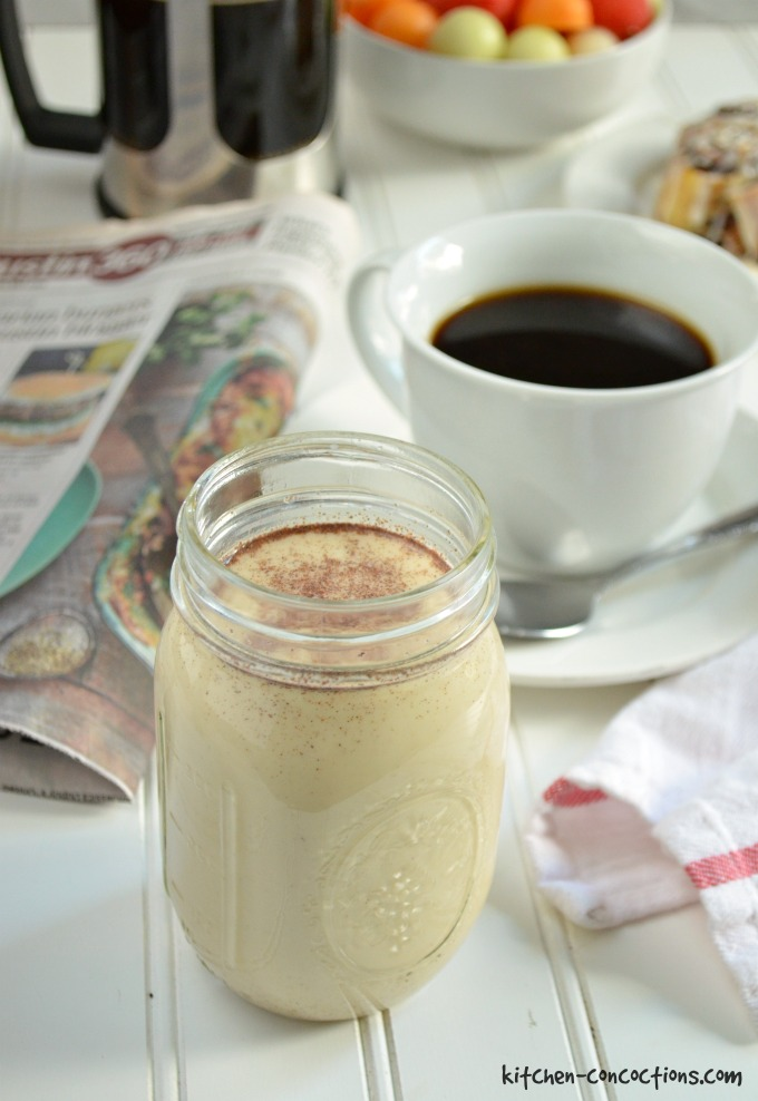 Ease into your morning with this easy tutorial for French press coffee and check out my delicious homemade Tres Leches Coffee Creamer recipe!